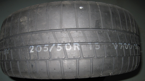 kumho tires shaved